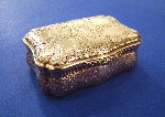 Russian 14ct Gold Table Snuff Box Made by 'S.K' St. Petersburg 1849 Price £4,650.00